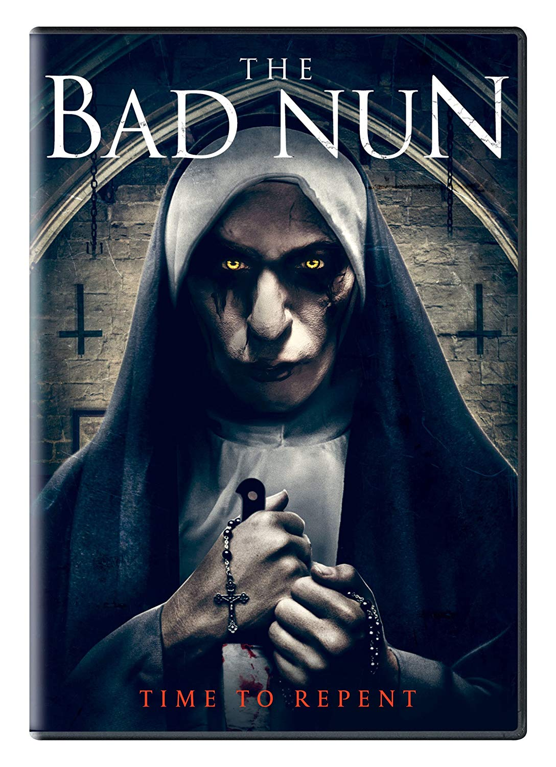 """Allyson Is Watching trailer] 'the nun' already has its own awful """"mockbuster"""