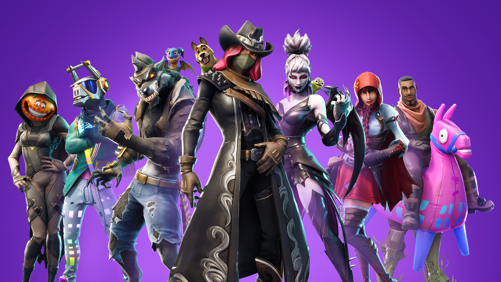 'fortnite' Gets Spooky For Season 6 With Horrorbased