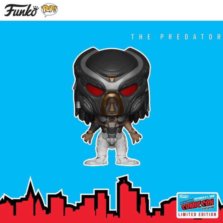 Funko S New York Comic Con 2018 Exclusive Horror Toys