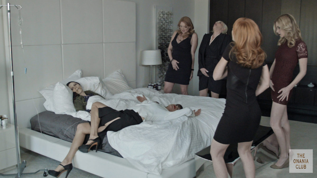Tom Six Hopes to Push Your Buttons with New Film 'The Onania Club' [Trailer] - Bloody Disgusting