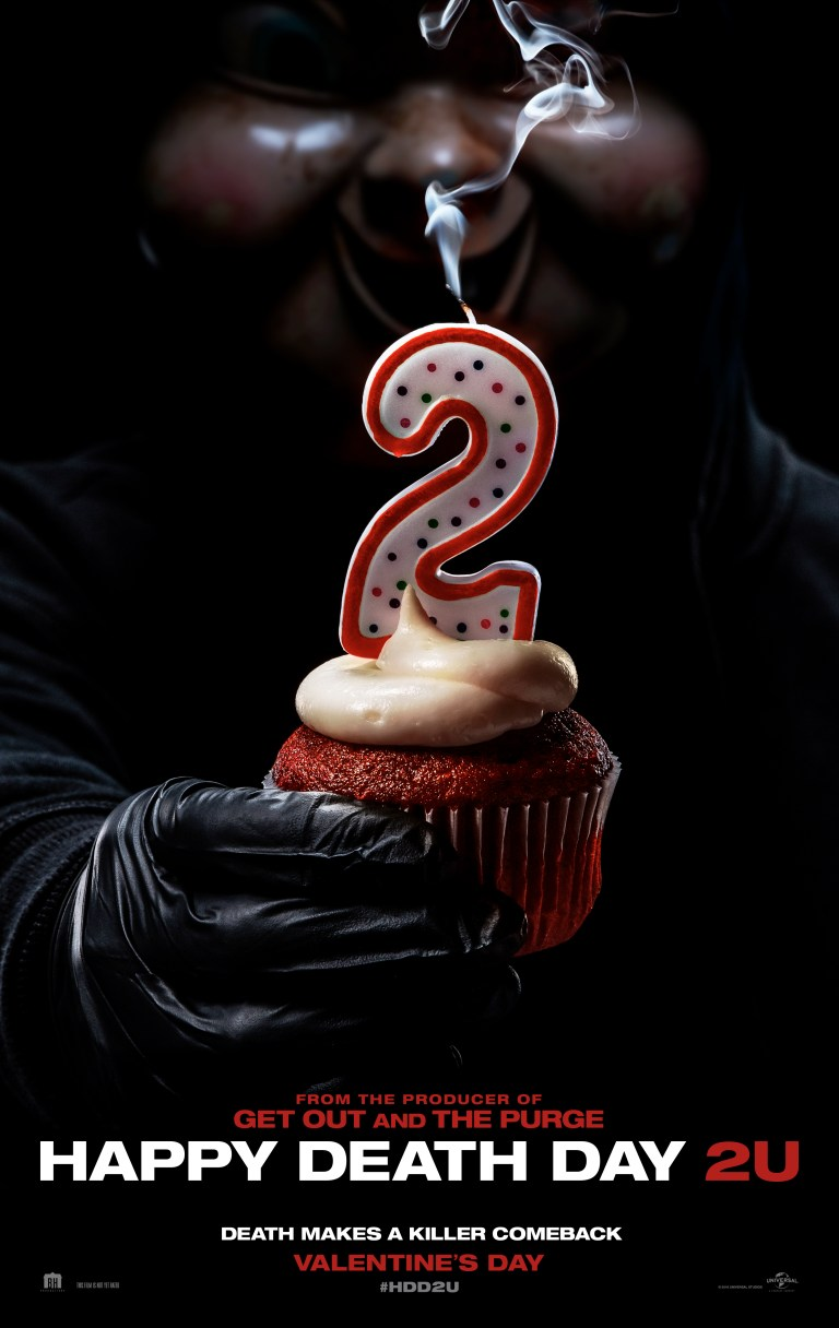 'Happy Death Day 2U' Poster Released