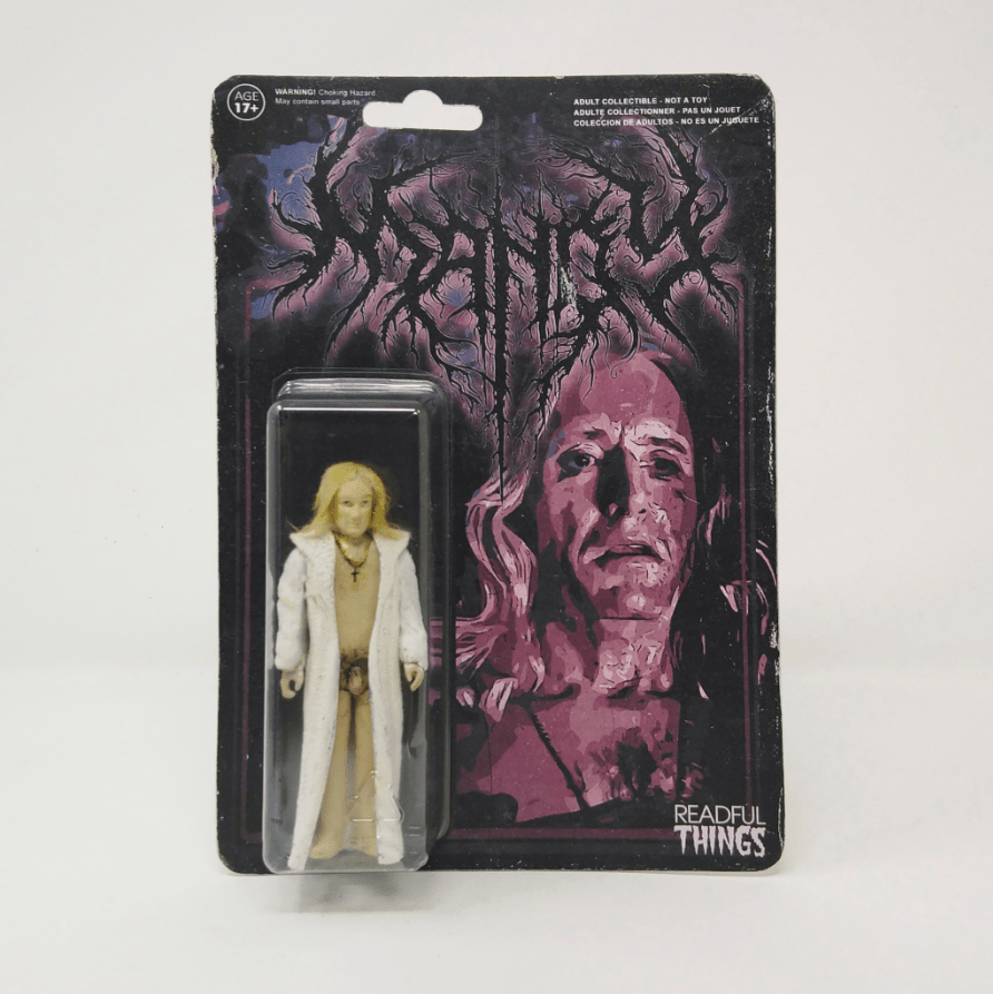 These Custom Mandy Action Figures Including Cheddar