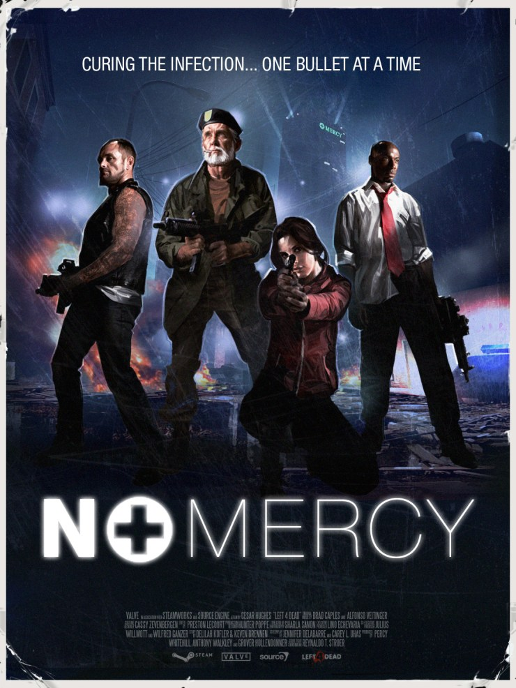 No Mercy! Celebrating the 10th Anniversary of 'Left 4 Dead