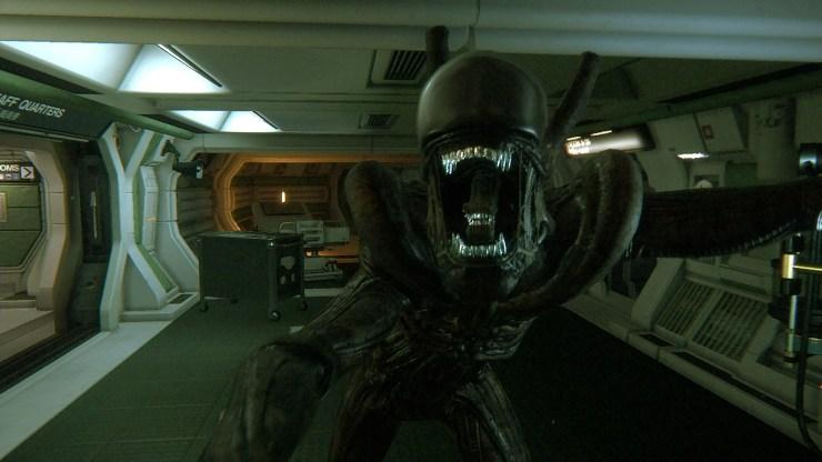 best ps4 horror games alien isolation