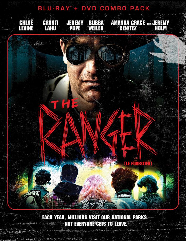 Punk Rock Slasher The Ranger Gets Blu Raydvd Release Bloody