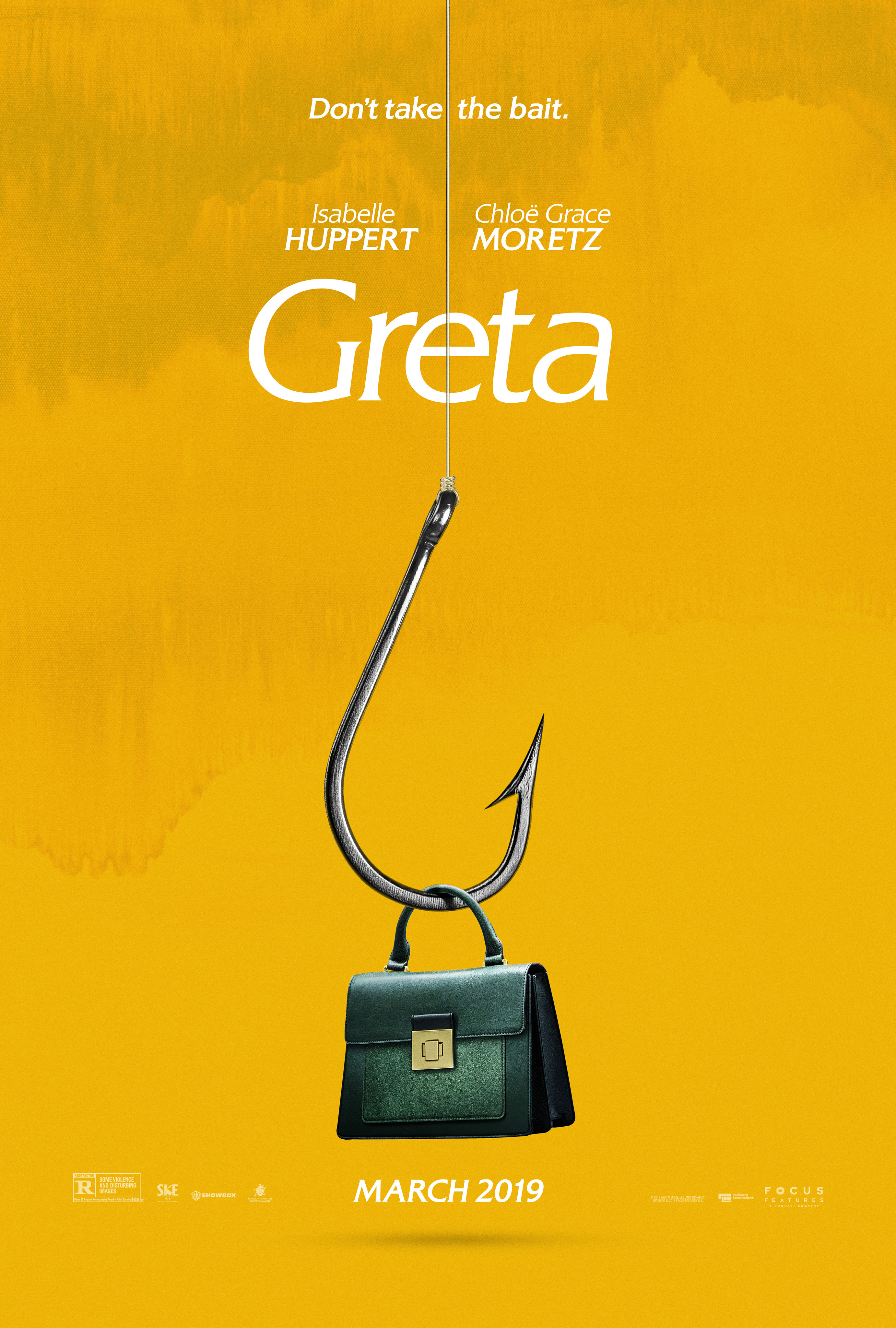 Chloë Grace Moretz Tormented by 'Greta' in Thrilling First