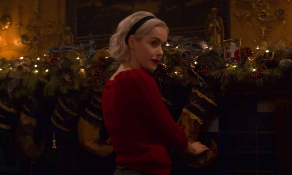 Review Chilling Adventures Of Sabrina A Midwinter S