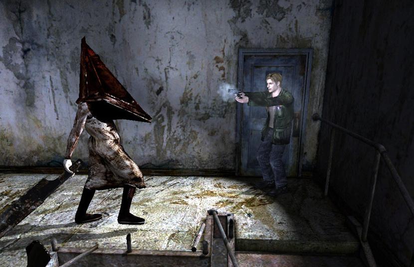 Pyramid Head (Silent Hill 2)
