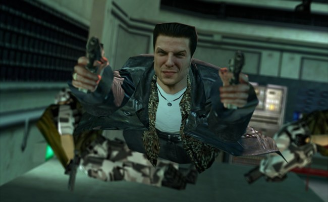 Half Life Mod Mashes Up Max Payne With Gordon Freeman
