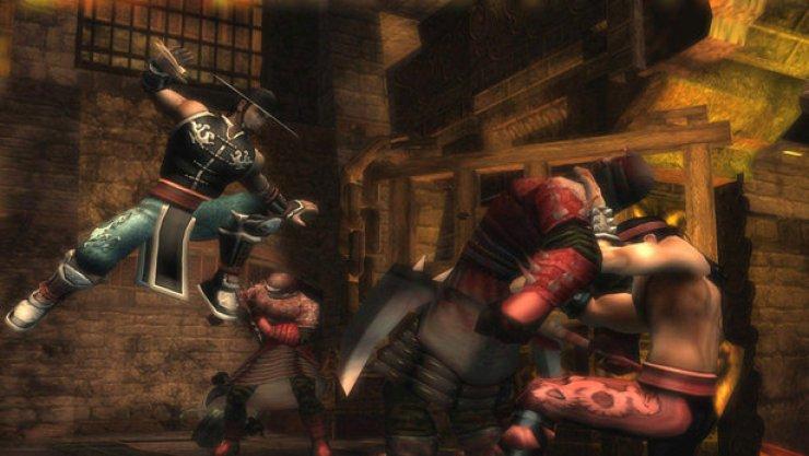 How 'Shaolin Monks' Revived the 'Mortal Kombat' Franchise