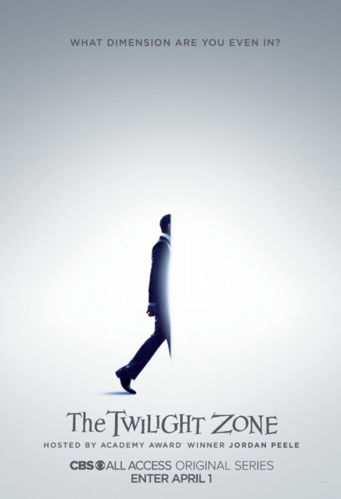 """, """"What dimension are you even in?"""" Plakat i zwiastun """"The Twilight Zone"""", MORTAL"""