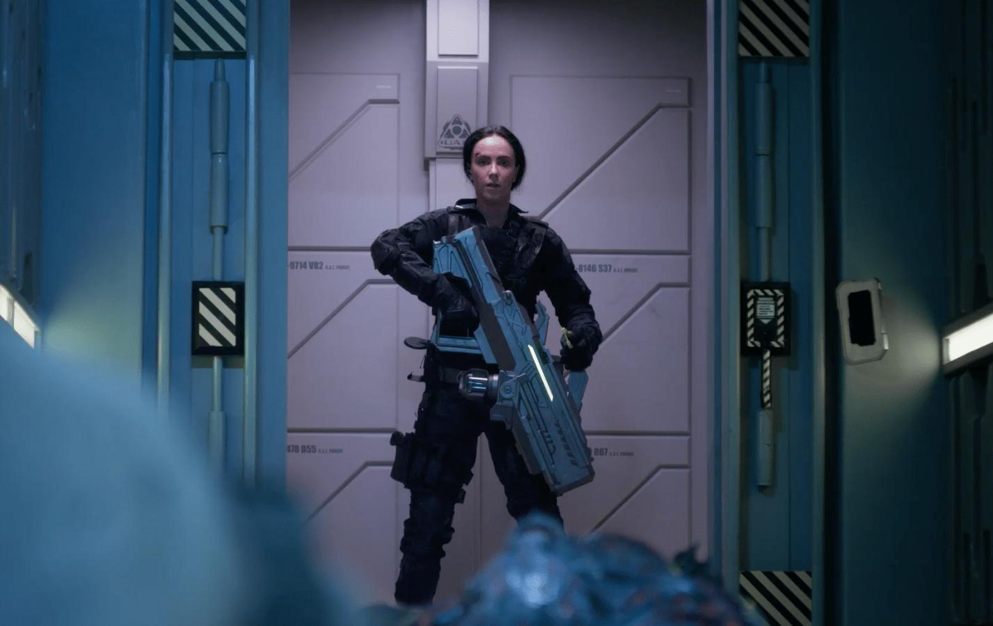 [Review] Satisfying B-Movie 'Doom: Annihilation' Makes 2005's 'Doom' Look Even Worse - Bloody Disgusting