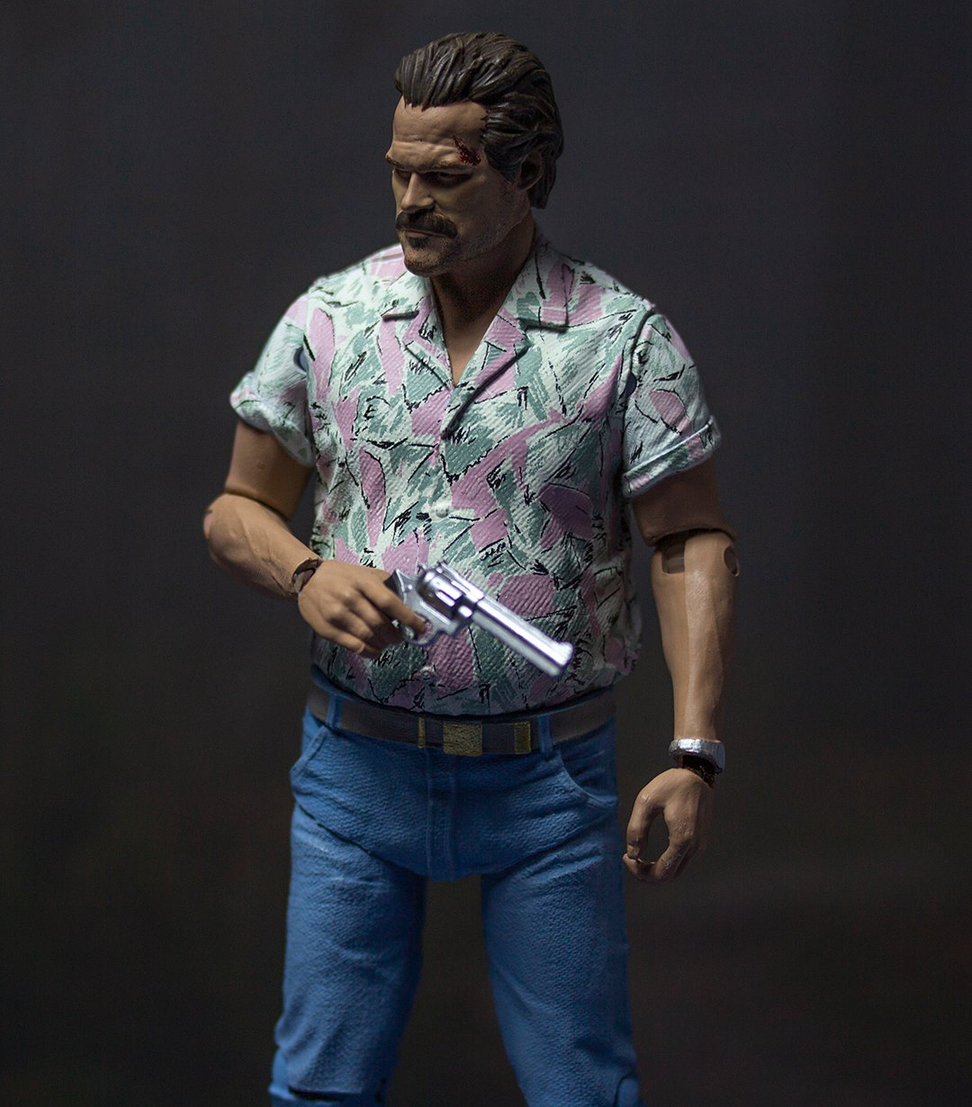 Stranger Things McFarlane Toys Figurine Chief Hopper
