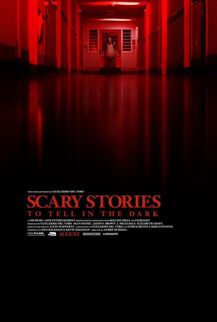 ", Pierwszy zwiastun ""Scary Stories to Tell in the Dark"", MORTAL"