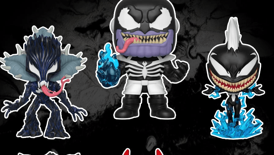 Funko Venomizes More Marvel Characters With New POP! Vinyl Wave, Including Thanos and Rocket! - Bloody Disgusting Funko Venomizes More Marvel Characters With New POP! Vinyl Wave, Including Thanos and Rocket! - 웹
