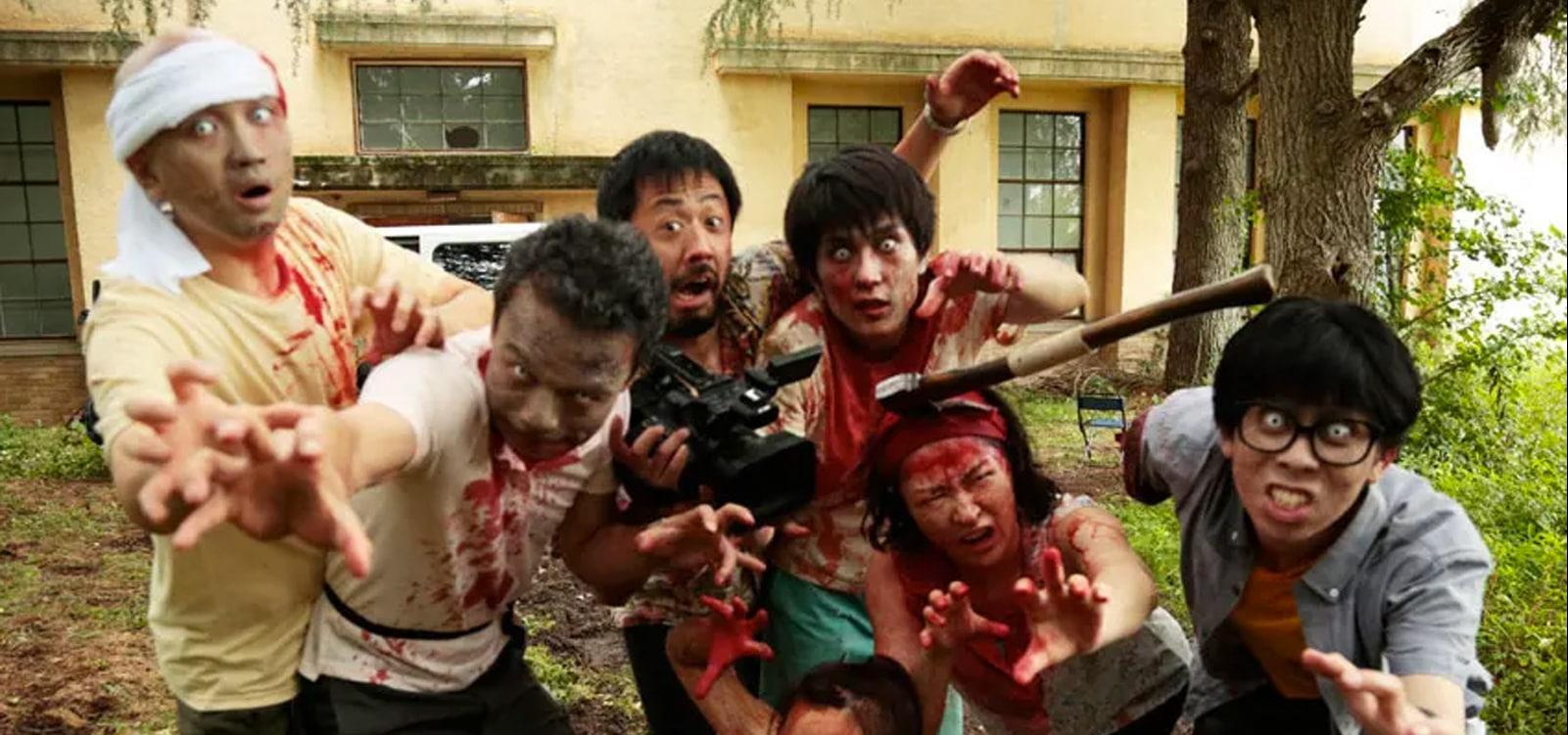 Zombie Comedy 'One Cut of the Dead' Comes to Shudder Next Week! - Bloody Disgusting