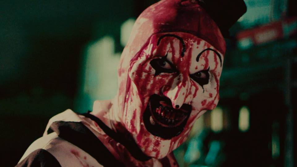Brand New Blood Covered Art the Clown Mask from 'Terrifier' Releasing This Halloween Season - Bloody Disgusting
