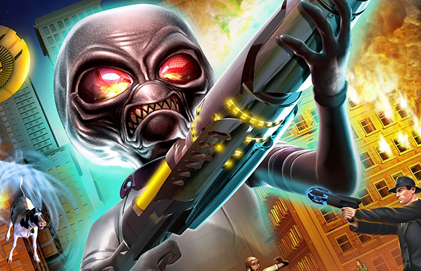 Thq Nordic Announces Return Of Two Beloved Franchises At E3 Alone In The Dark Destroy All Humans A Possibility Bloody Disgusting