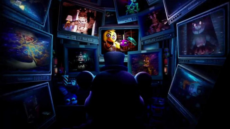 Image result for five nights at freddy's help wanted