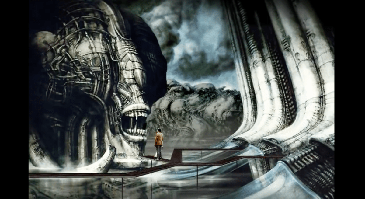 That Time H.R. Giger Teamed Up For A Series of '90s Horror Games - Bloody Disgusting
