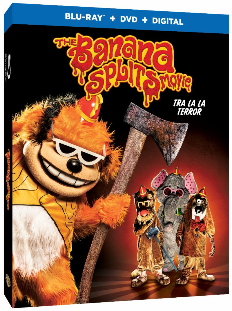 The Banana Splits Movie' Dated for Home Video Release in