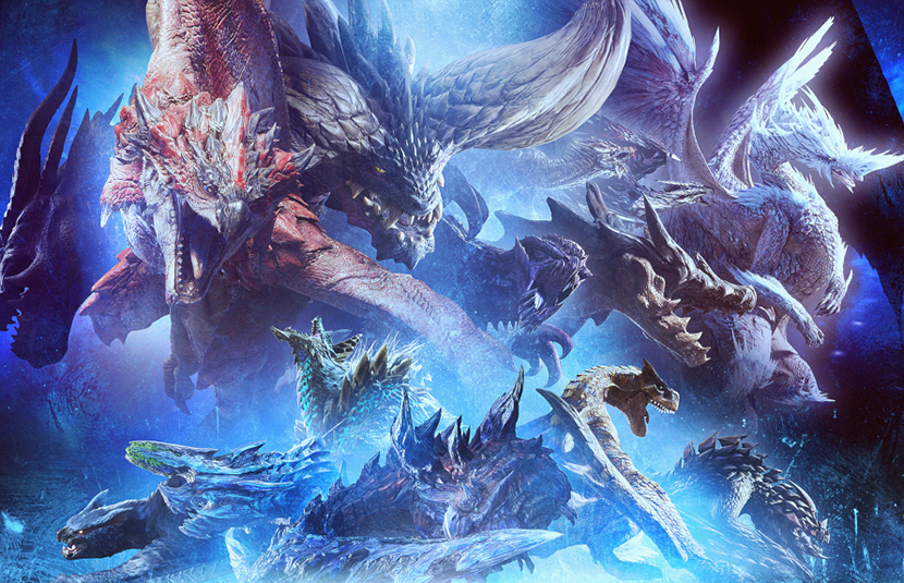 Capcom Announces 'Monster Hunter World: Iceborne' Beta Test Starting June 21 - Bloody Disgusting