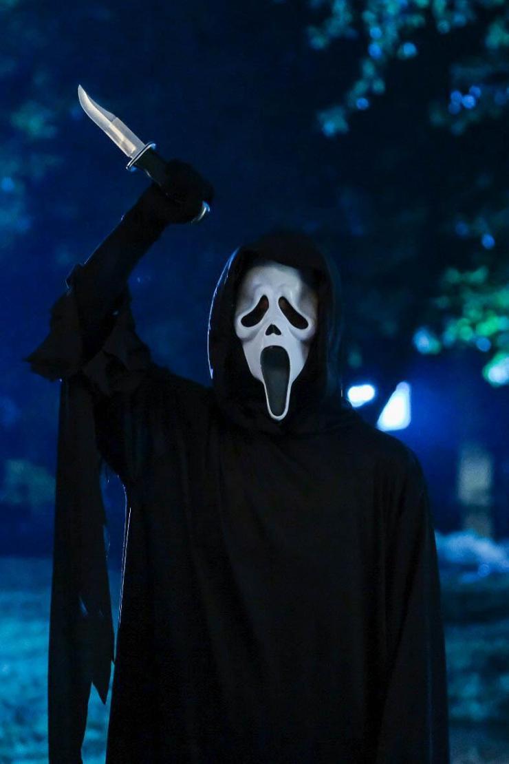 Scream Resurrection Images Feature Return Of The