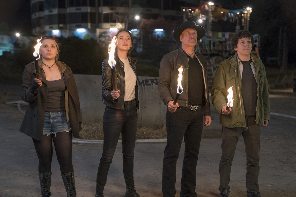 'Zombieland 2: Double Tap' Heads to the Salem Horror Fest for a Free Advanced Screening - Bloody Disgusting