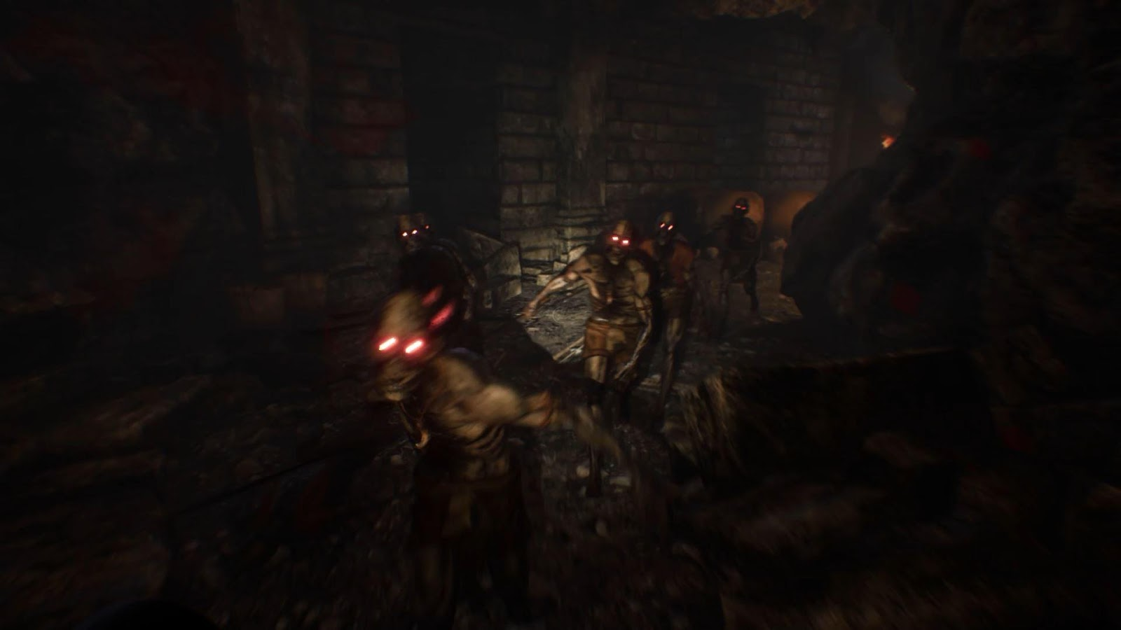 New Gameplay Trailer for 'Home Sweet Home: Episode 2' Shows Off the Combat - Bloody Disgusting