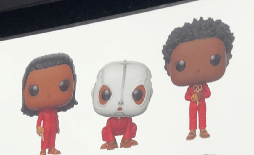 Funko Previews Upcoming POP! Vinyl Toys from Jordan Peele's 'Get Out' and 'Us'! - Bloody Disgusting