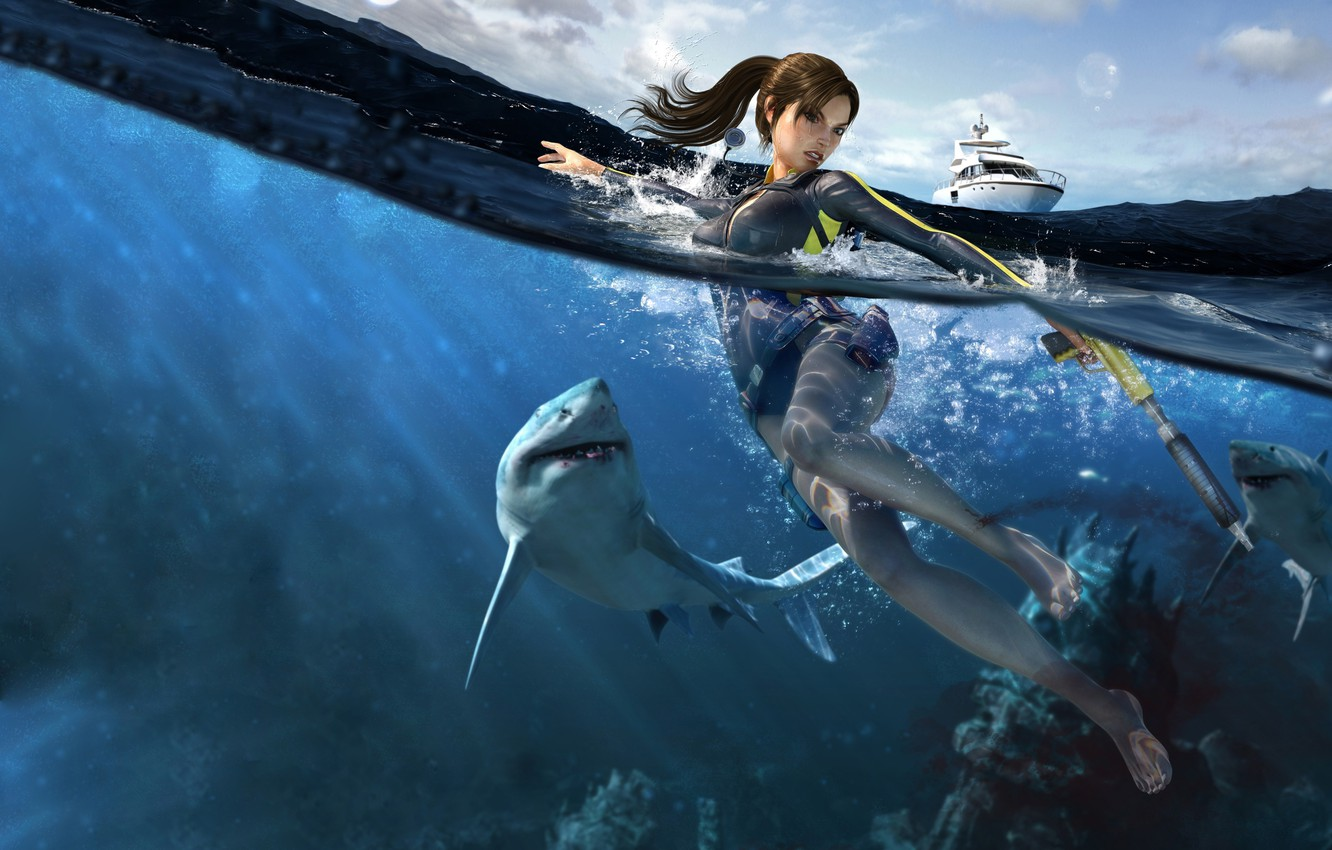 Five of the Best Sharks in Video Games - Bloody Disgusting