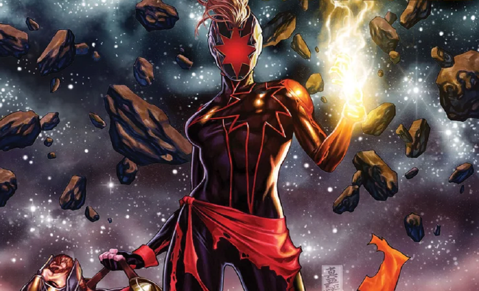 Captain Marvel Embarks on a Mission to Kill the Avengers in Dark New Comic Arc 'The Last Avenger' - Bloody Disgusting