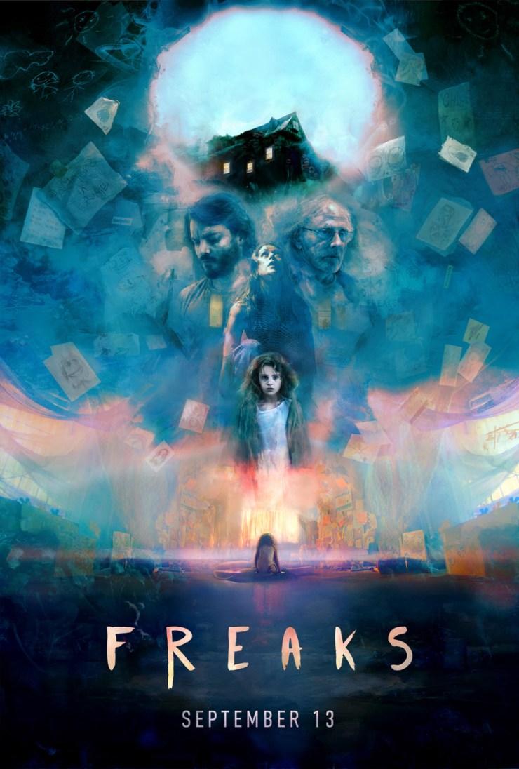 Exclusive Emile Hirsch Starring Sci Fi Film Freaks