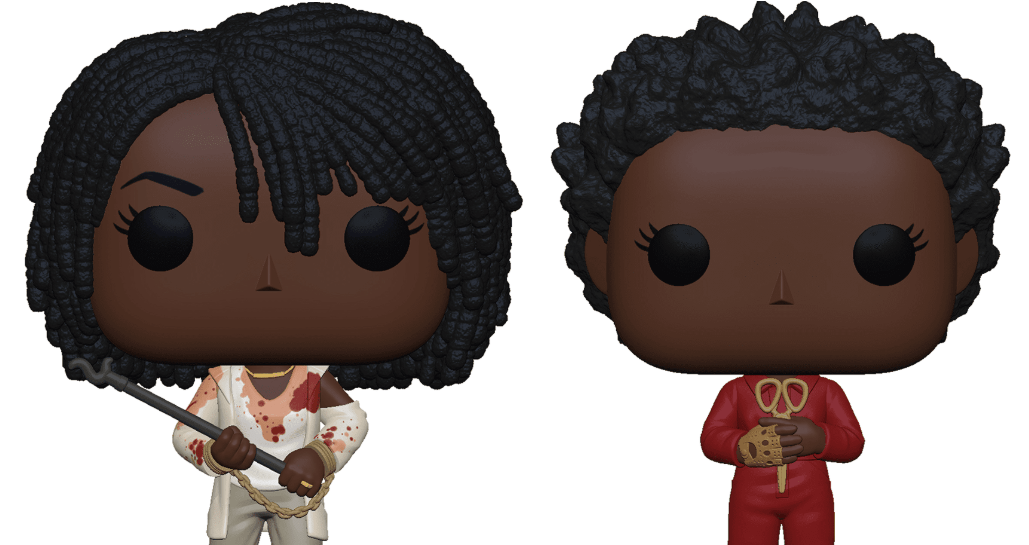 Funko Shows Off Wave of Seven Different POP! Vinyl Toys from Jordan Peele's 'Us' - Bloody Disgusting