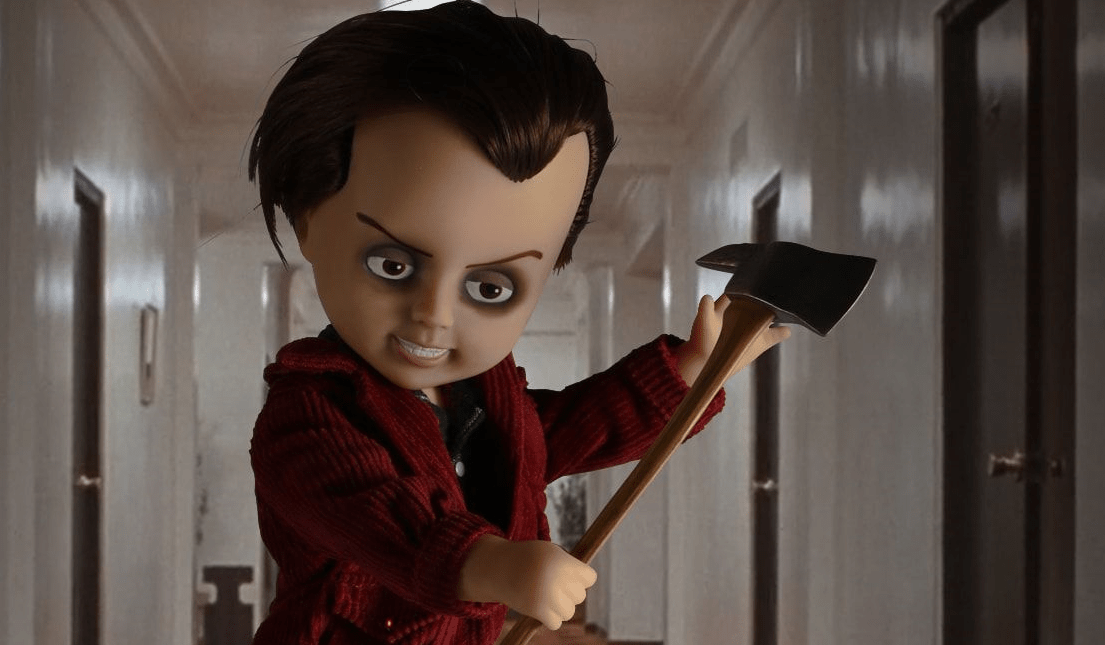 Mezco Adds Jack Torrance from 'The Shining' to the Living Dead Dolls Family - Bloody Disgusting
