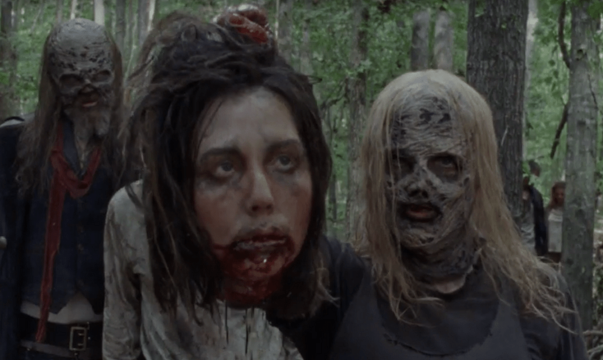 """[Video] Meet Alpha in This Featurette Clip from """"The Walking Dead"""" Season 9's Home Video Release - Bloody Disgusting"""