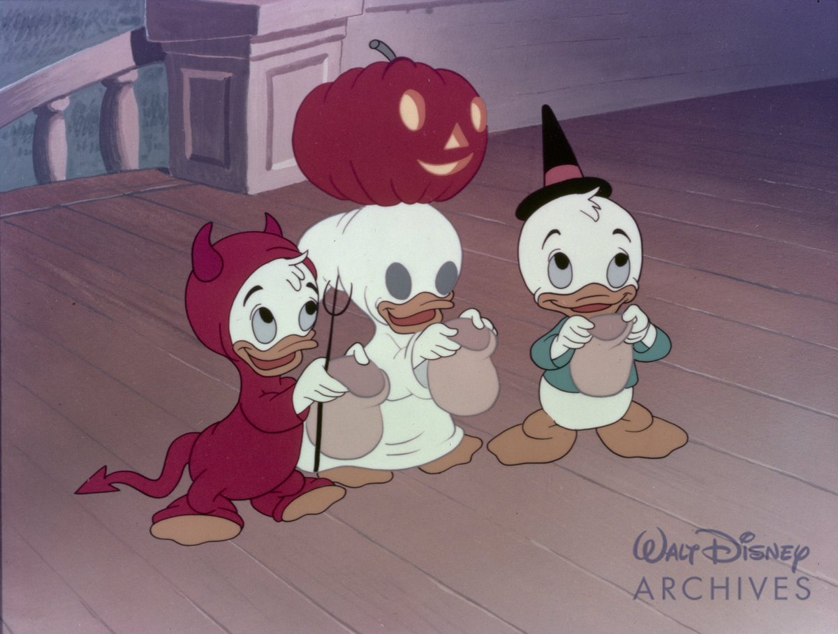 """Disney's Classic """"Trick or Treat"""" Short Gets Funko POP! Treatment with Halloween-themed Huey, Dewey & Louie Toys! - Bloody Disgusting"""