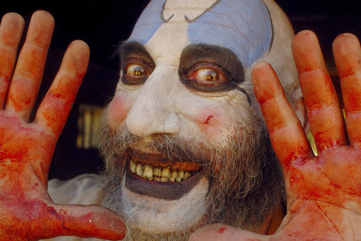 Rob Zombie Reveals the Sad Reason Why Captain Spaulding is Barely in '3 From Hell' [Interview] - Bloody Disgusting