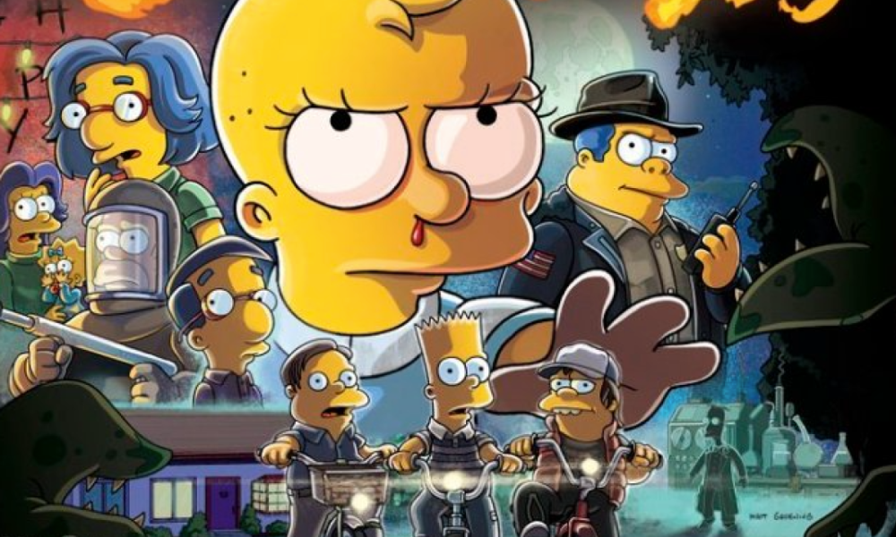 Synopsis For The Simpsons 666th Episode Treehouse Of Horror Xxx Bloody Disgusting