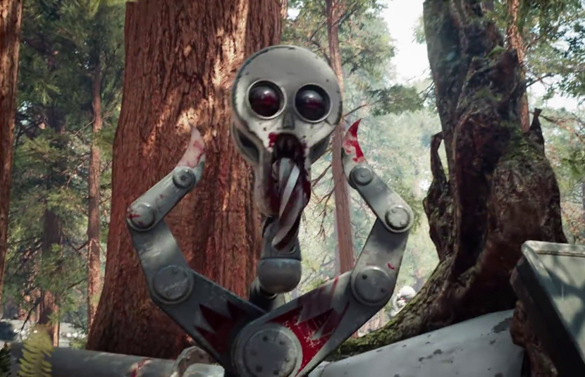 More Weirdness Reveling in New 'Atomic Heart' Trailer - Bloody Disgusting