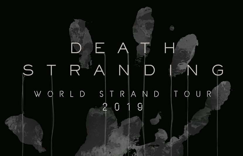 Kojima Announces 'Death Stranding' World Strand Tour - Bloody Disgusting