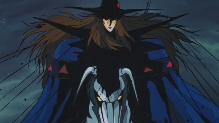 [Anime Horrors] Discovering the Sci-Fi Gothic Classic 'Vampire Hunter D' - Bloody Disgusting
