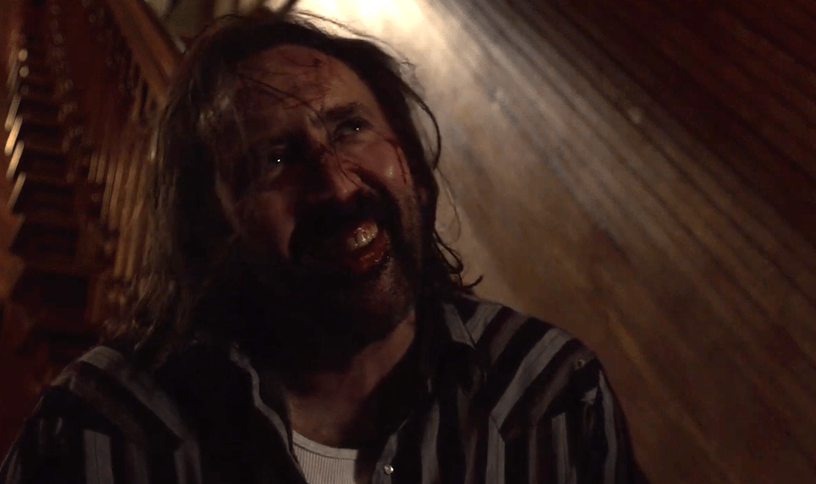 Exclusive] Nicolas Cage is Bloody and Ready to Kill in This Clip from  'Grand Isle' - Bloody Disgusting