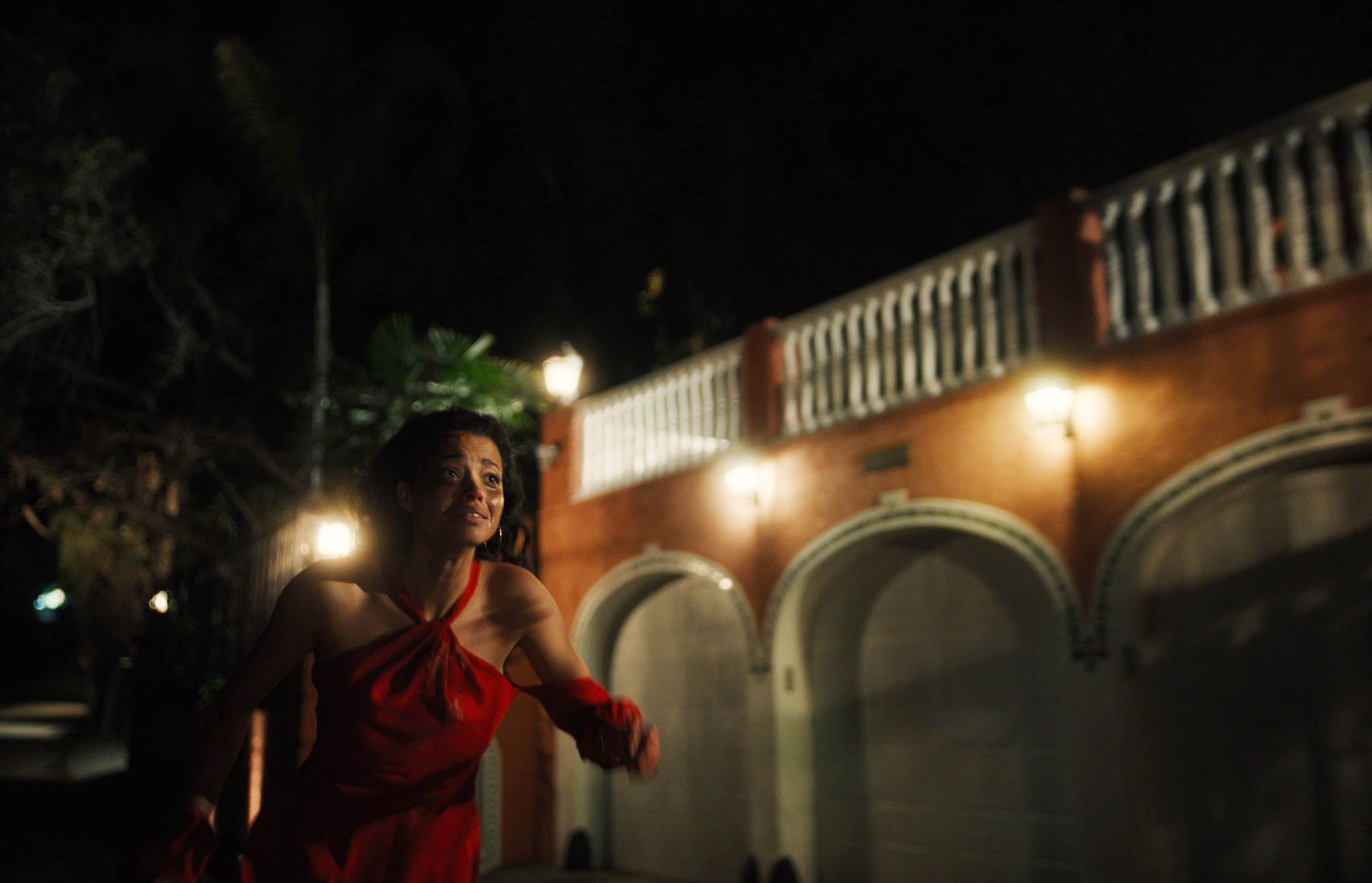 Tense New Photo from Sundance Horror 'Run Sweetheart Run' - Bloody Disgusting