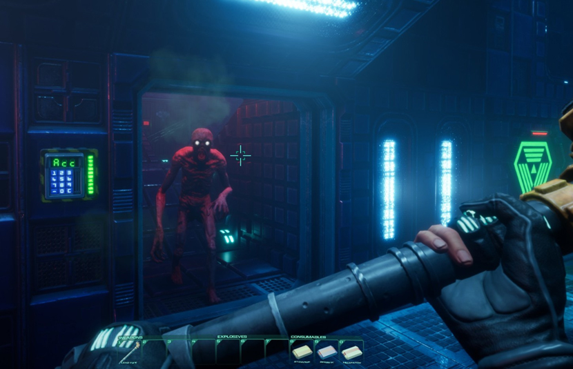 The Steam Game Festival Demos Include Carrion System Shock