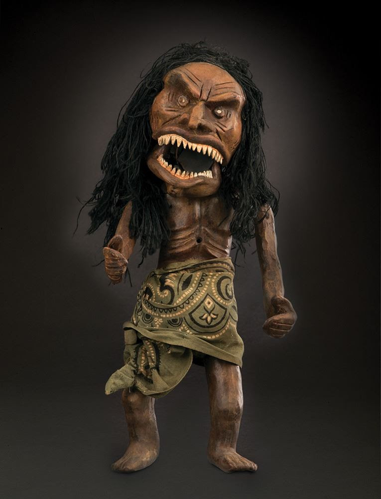 Original Trilogy Of Terror Zuni Hunter Doll Sells In Auction For 204 000 Bloody Disgusting
