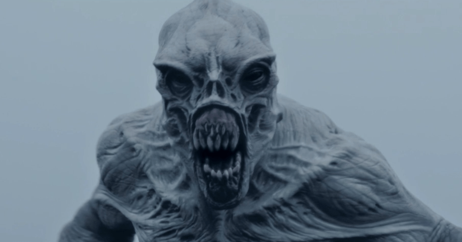 """Meet the Dreg: The Latest Monsters to Terrorize the World of """"Doctor Who"""" - Bloody Disgusting"""