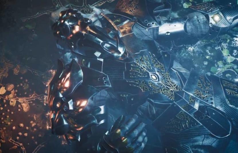 Internal Trailer For Godfall Leaked Devs Promise Detailed Look
