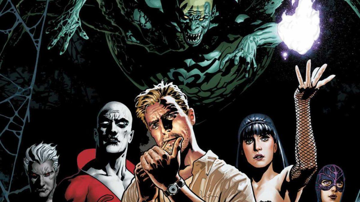 Warner Bros. Reviving 'Justice League Dark' with J.J. Abrams' Bad Robot - Bloody Disgusting