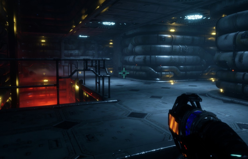 Latest 'System Shock' Update Shows Off More Pre-Alpha Goodness - Bloody Disgusting